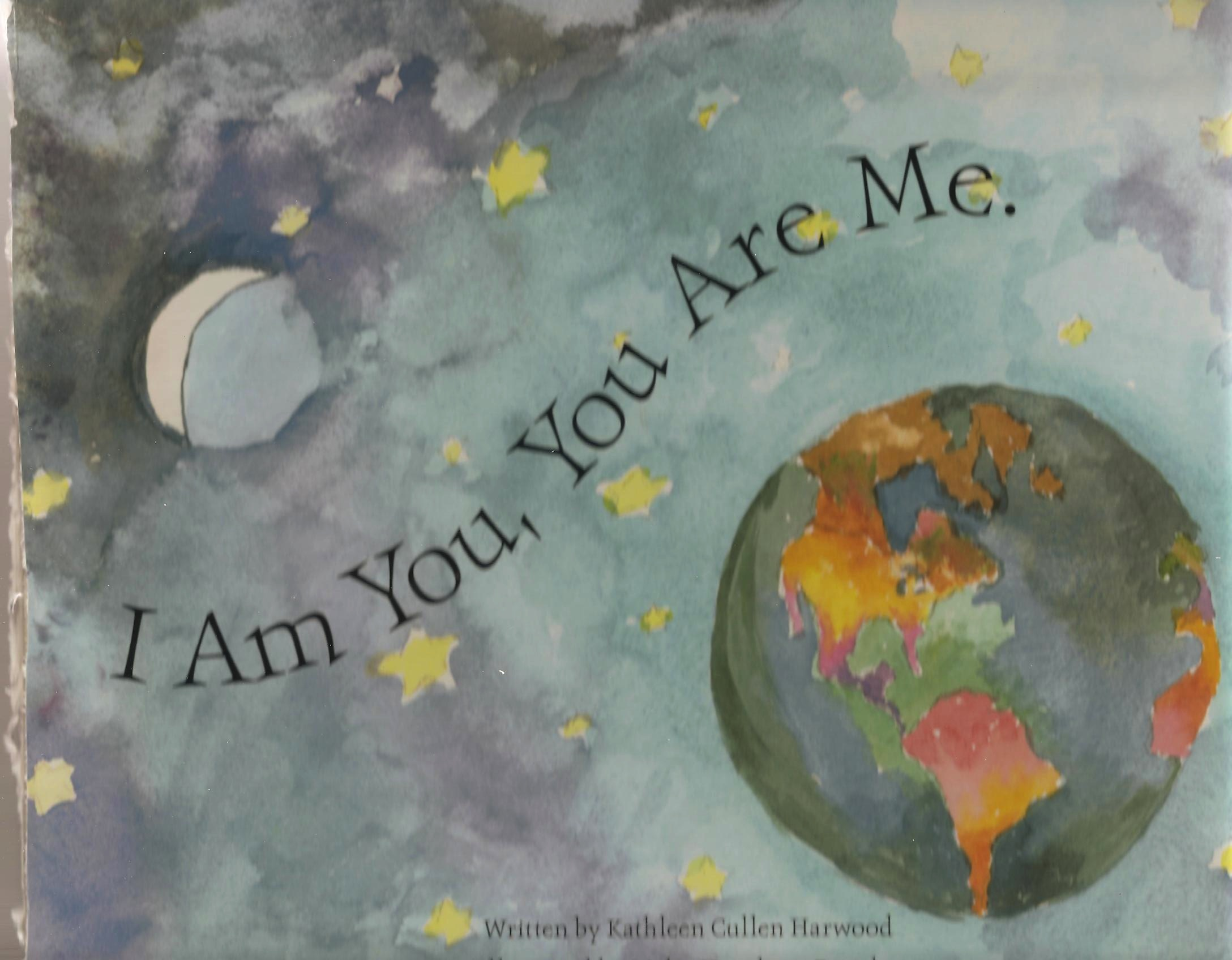 I Am You, You Are Me Cover